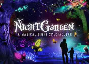 NightGarden Magical Light Spectacular at Fairchild