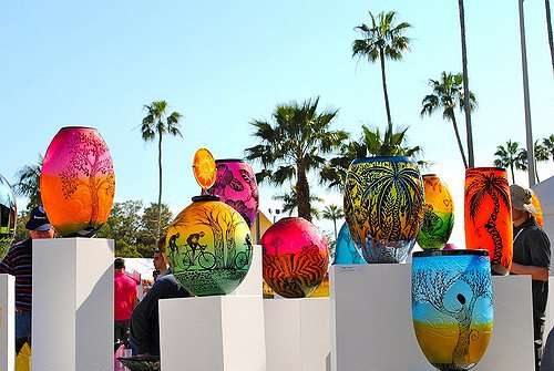 Glassworks at Coconut Grove Art Festival