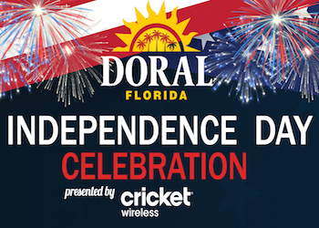City of Doral July 4th