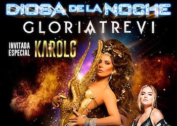 Gloria Trevi on Tour