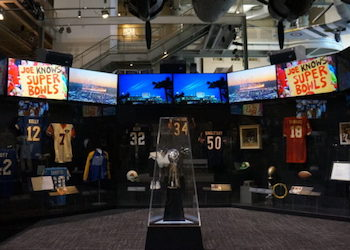 Gridiron Glory Exhibits Miami