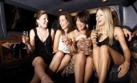 Nightclub Entry Limo VIP Package