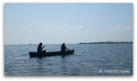 Canoeing in Biscayne National Park - Rentals and Launch Site