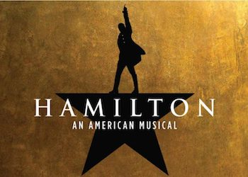 Hamilton The Hit Musical