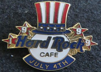 Hard Rock Cafe 4th of July Fireworks Cruise