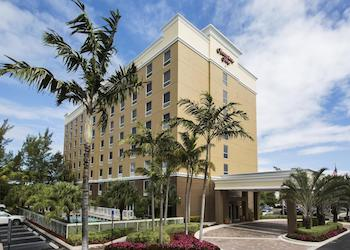 Hampton Inn Hallandale