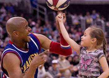 Harlem Globetrotters Great For Kids
