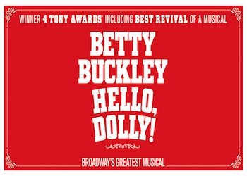 Hello Dolly the Musical