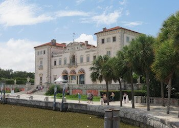 Miami Attractions: Vizcaya