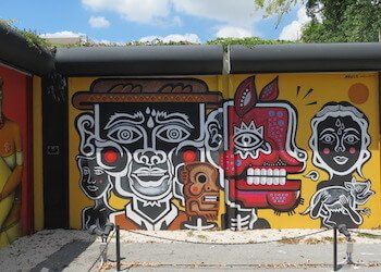 Miami Art and Design: Wynwood