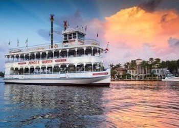 Jungle Queen Riverboat Discount Tours