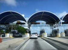 Key Biscayne Toll Booth