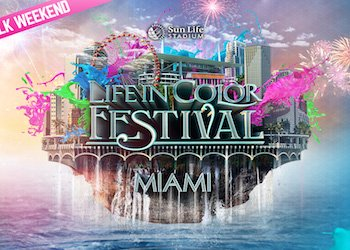 Life in Color in Miami
