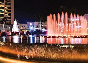 Light Up the Night at CityPlace Doral