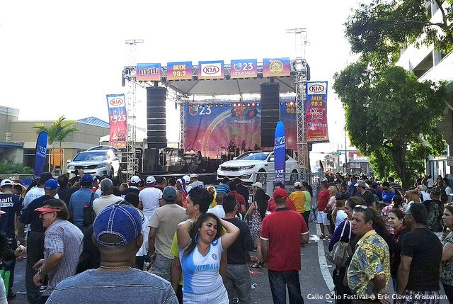Calle Ocho Festival in March