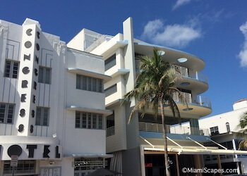 Art Deco Hotels Ocean Drive