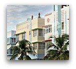 Miami Attractions: Art Deco Miami Beach