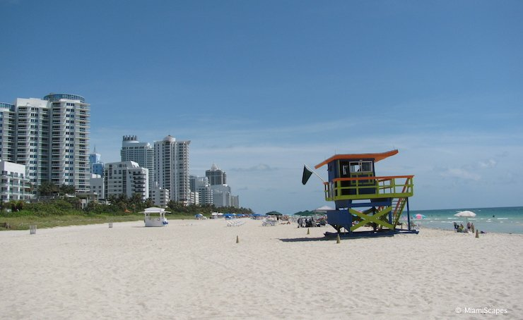 Miami Beach Mid-Beach at 35th Street