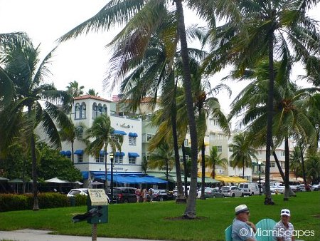 Lummus Park and the Miami Beach Walk