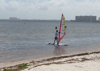 Miami Beaches Windsurfing