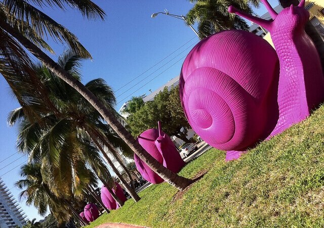 Miami Events: Art Basel outdoor exhibit