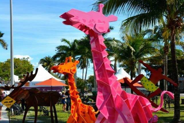 Miami Events: Coconut Grove Art Festival