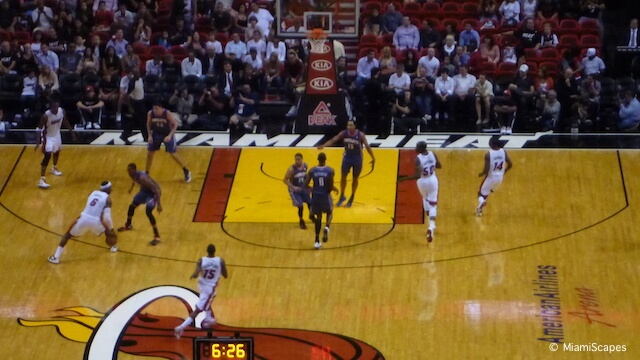 Miami Events: Miami Heat Game at AA Arena