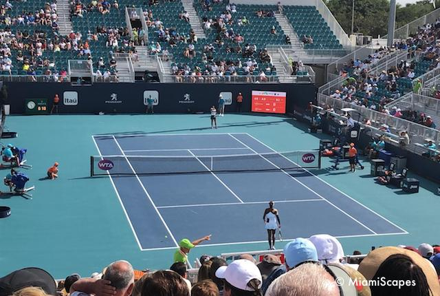 Miami Events: Sony Open Tennis