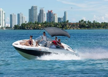 Miami Speeboat Tour