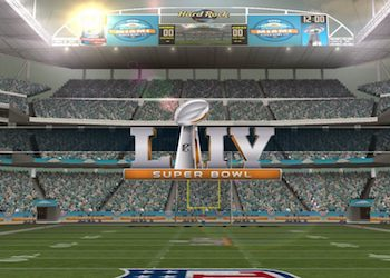Superbowl LIV events in Miami