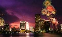 New Years Fireworks Cruise in Miami