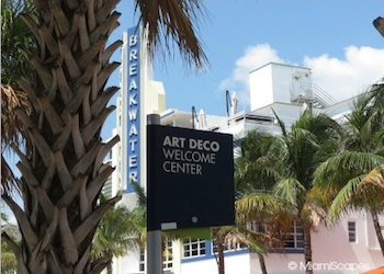 Ocean Drive Art Deco Welcome Center
