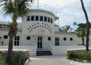 Ocean Drive Beach Patrol Headquarters