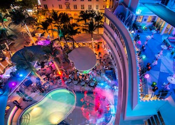 Ocean Drive Hotels: The Clevelander South Beach