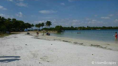 Beach at Oleta