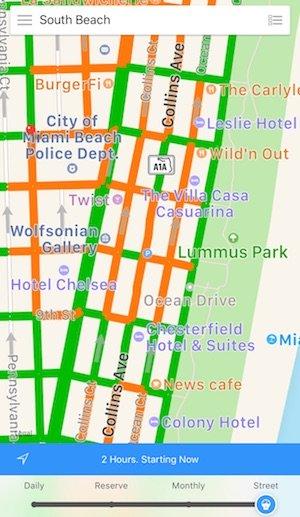 Parking App: ParkMe