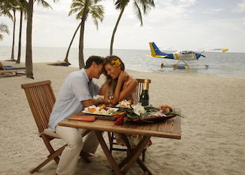 Seaplane Flight from Miami with lunch at Florida Keys