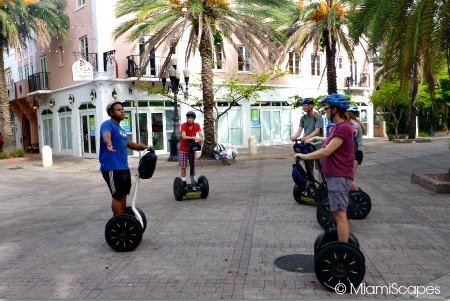 Segway Tour in Miami