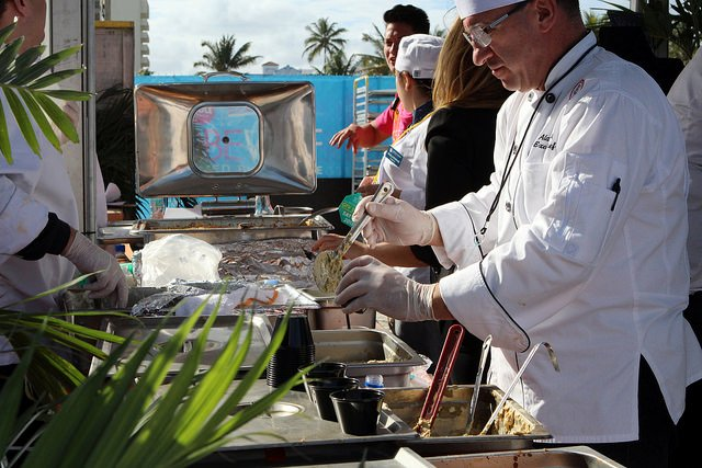 SoBe Food and Wine Fest Chefs