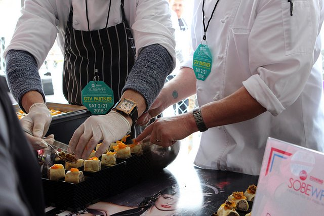 SoBe Food and Wine Fest