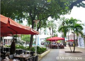 Lincoln Road Restaurants and Shops