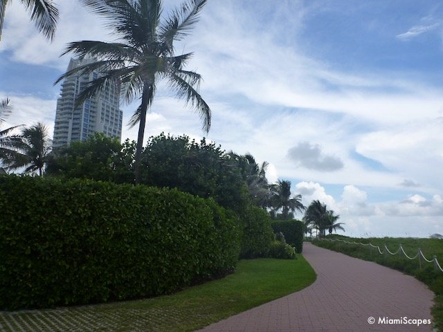 South Pointe Miami Beach Walk