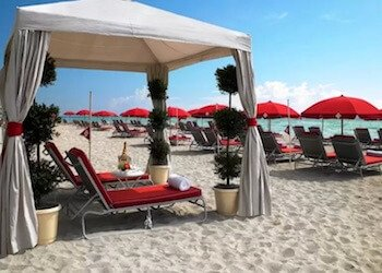 Acqualina Resort and Spa Beach