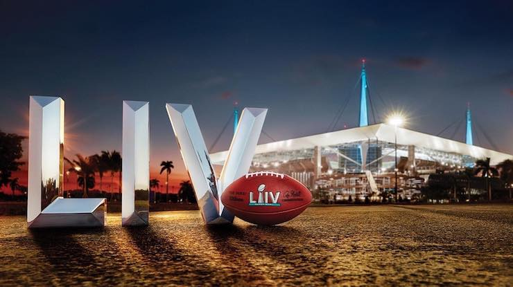 Super Bowl LIV in Miami