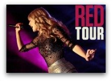 Taylor Swift in concert in Miami