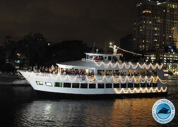NYE Fireworks Cruise Mussette Yacht