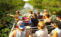 Everglades Safari Park Airboat Tour