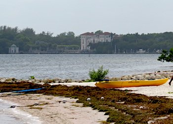 Kayak Launch at Hobie Beach